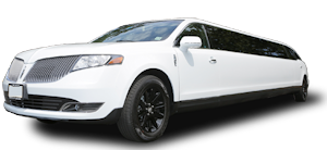 2016 White Lincoln MKT Stretch