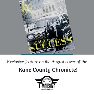 West Sub Limo in the July 2017 Issue of the Kane County Chronicle