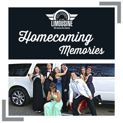 West Sub Limo provides Chauffeur Services for Homecoming events