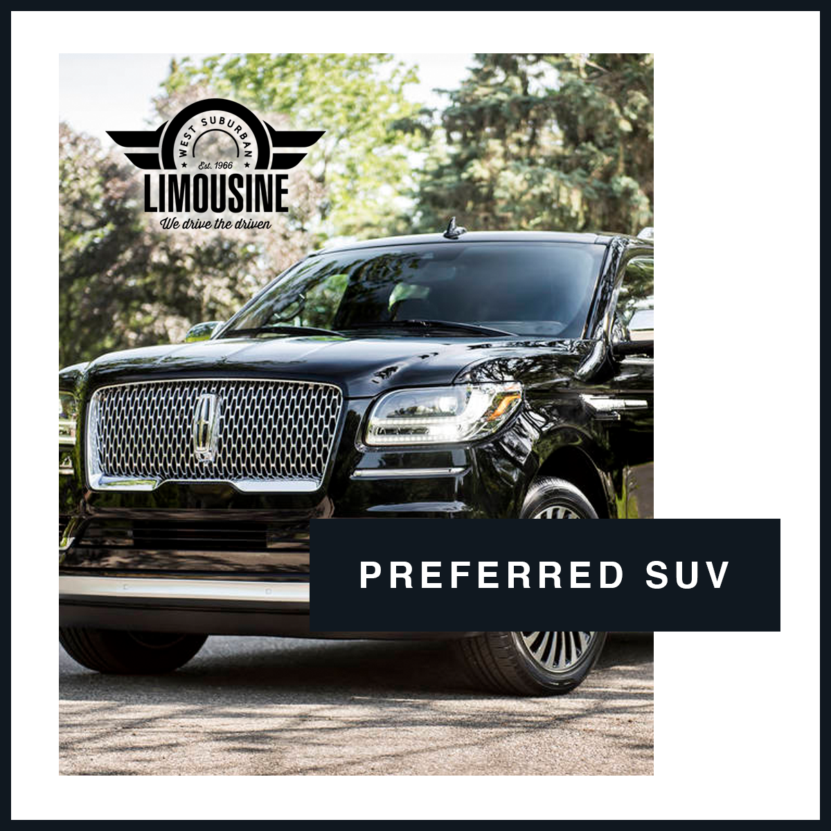 Most Popular Vehicles for Chicago SUV Car Service