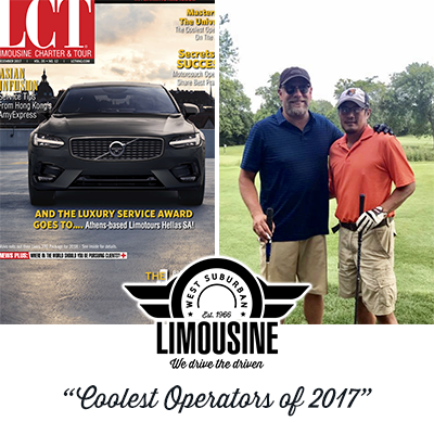 Featured in December Issue of LCT Magazine for Quality Transportation Services