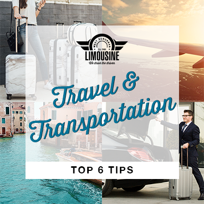 Our 6 Tips to make your Travel and Transportation carefree and safe