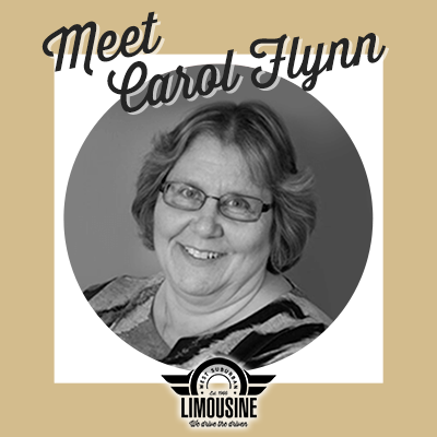 Meet West Sub Limo Employee and Office Manager, Carol Flynn!