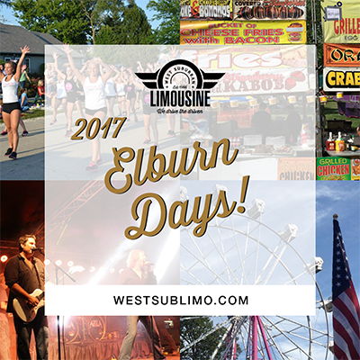 West Suburban Limousine at the 2017 Elburn Days