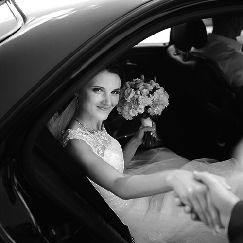 Wedding Limo Service Near Chicago