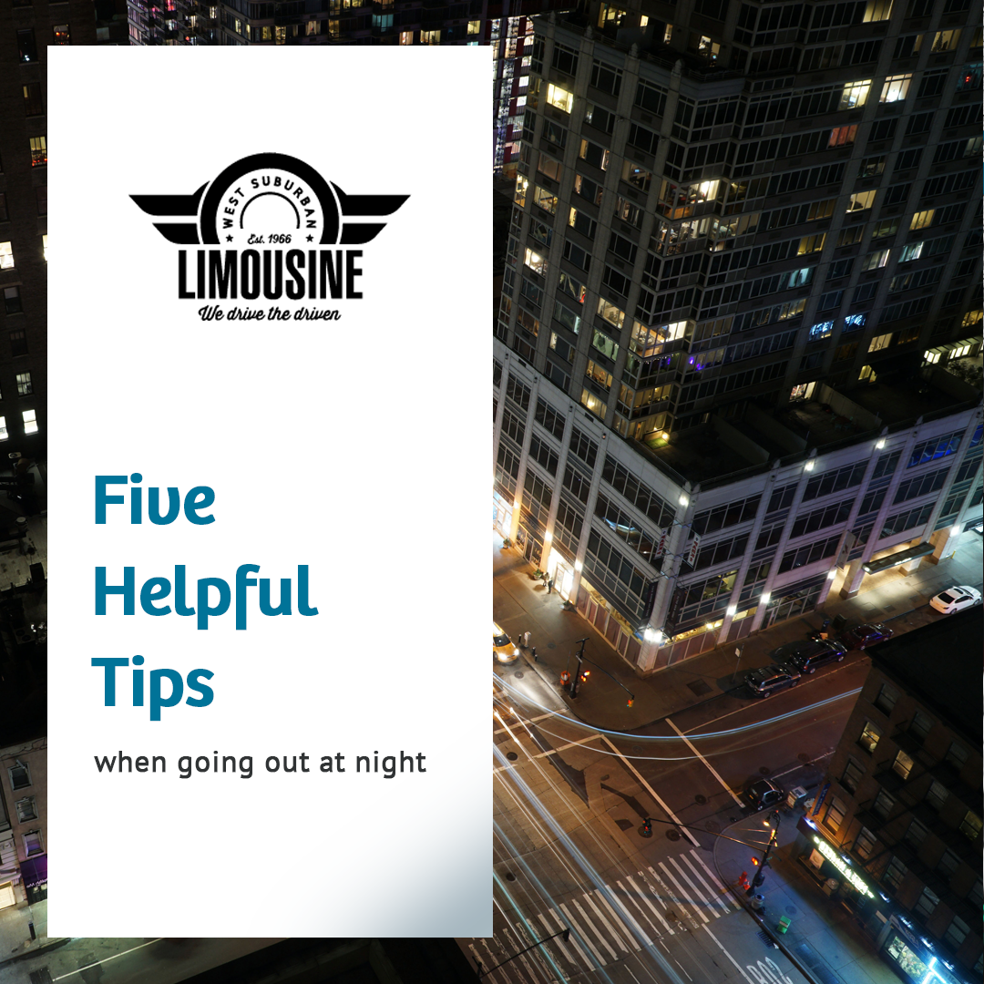 Chicago Car Services for Going out at Night