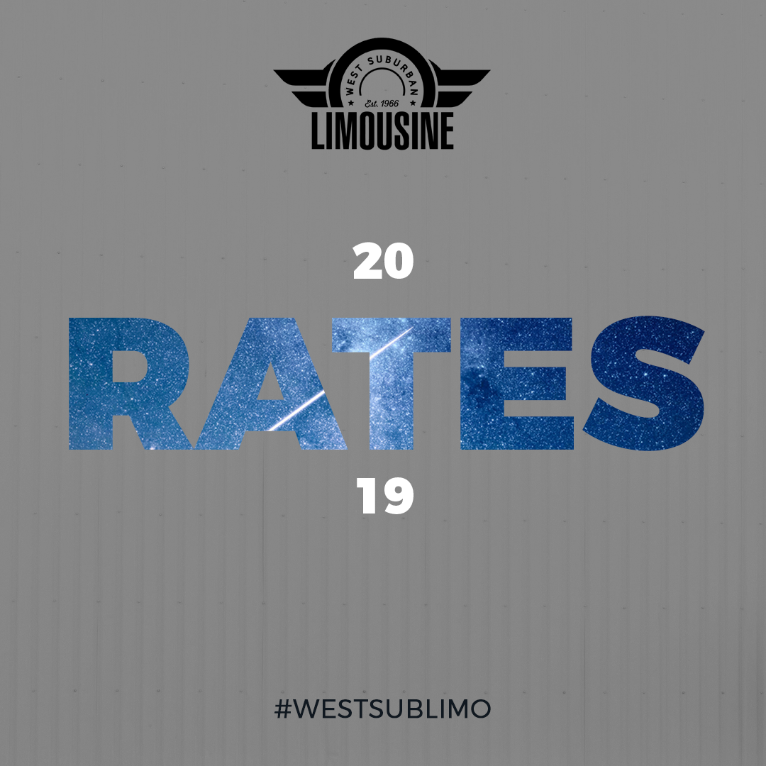 2019 Chicago Limo Rates