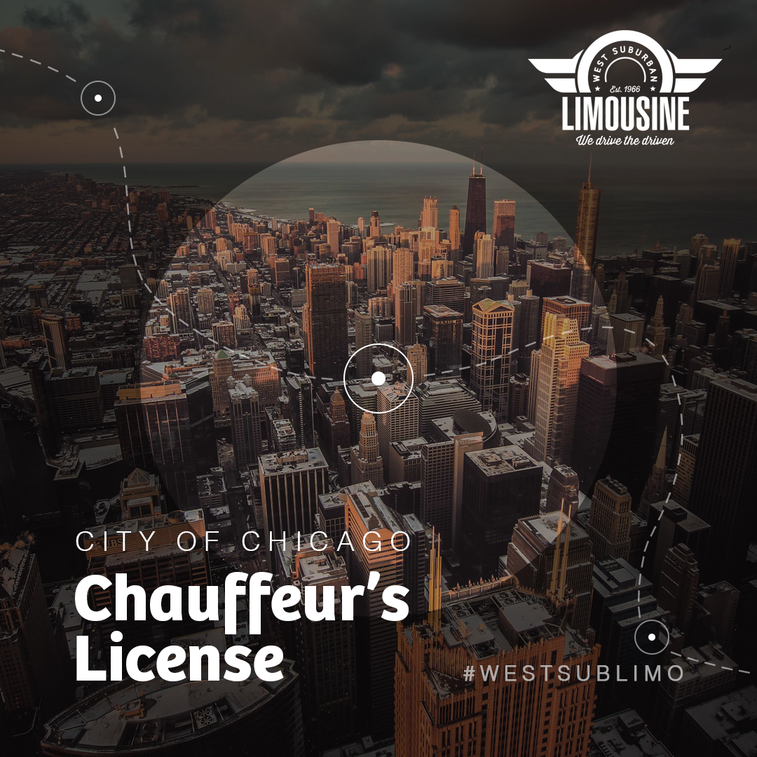city of chicago chauffeur service license