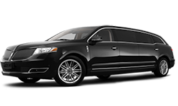 2016 Black Lincoln MKT Stretch