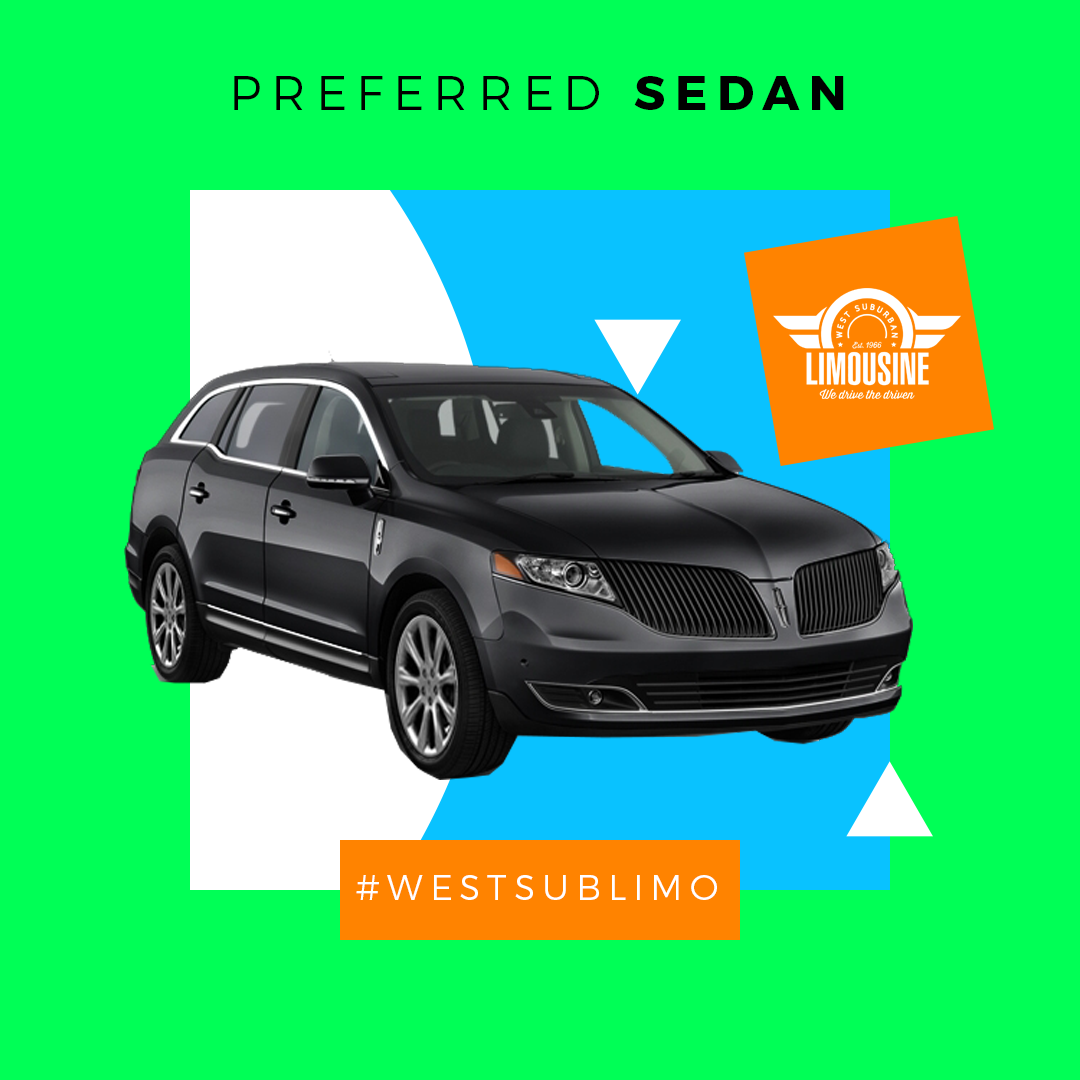 sedan service chicago with lincoln mkt