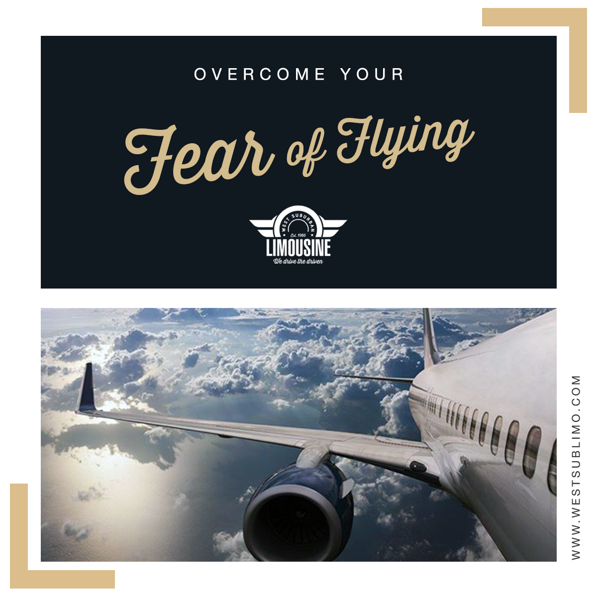 steps on how to overcome your fear of flying