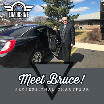 private car service chauffeur Bruce McDermott from chicago