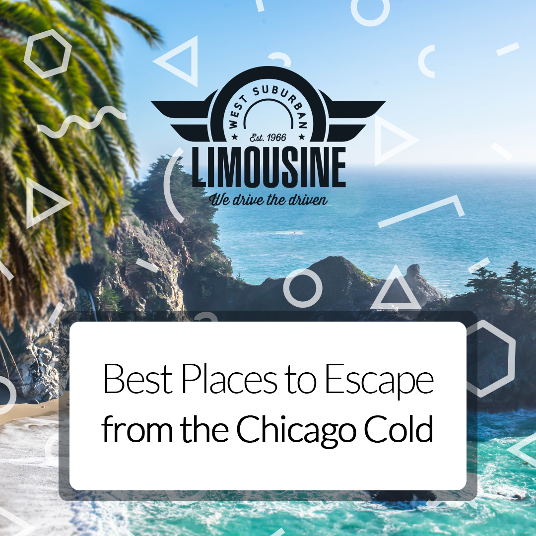 chicago suburbs limo service for spring break trips